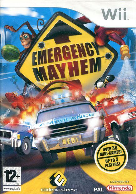 Emergency Mayhem (Wii)