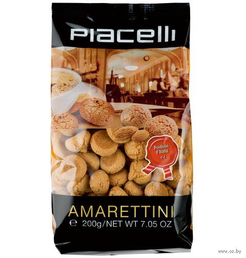 """Печенье """"Amarettini"""" (200 г) — фото, картинка"""