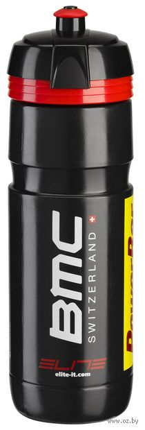 "Бутылка для воды ""Supercorsa Team 2014 - BMC"" (750 мл; чёрная) — фото, картинка"