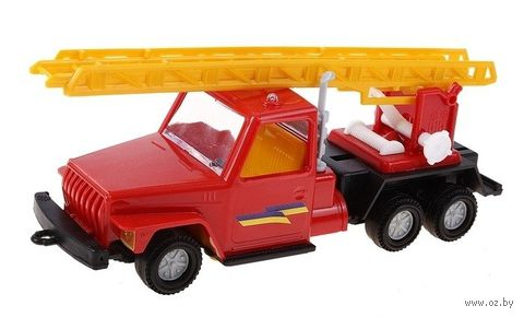 Пожарная машинка (арт. С-9-Ф)