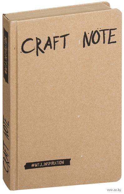 """Блокнот """"Craft Note"""" (А5) — фото, картинка"""