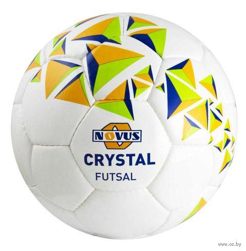 """Мяч футбольный Novus """"Crystal futsal"""" №4 — фото, картинка"""