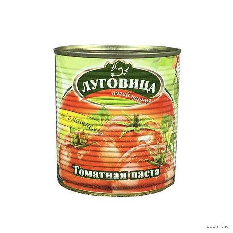 "Паста томатная ""Луговица"" (800 мл) — фото, картинка"