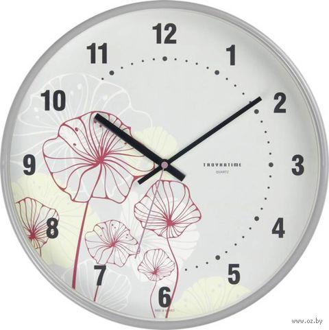 Часы настенные (30,5 см; арт. 77772759) — фото, картинка