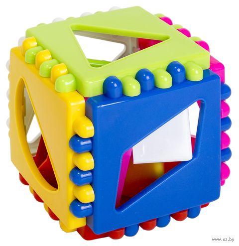 """Развивающая игрушка """"Логический кубик"""""""