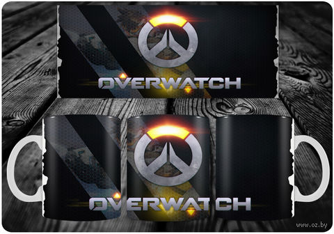 "Кружка ""Overwatch"" (art.6)"