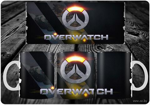 """Кружка """"Overwatch"""" (арт. 6) — фото, картинка"""