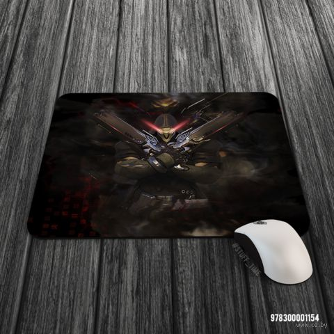 """Коврик для мыши большой """"Overwatch"""" (арт. 1154)"""