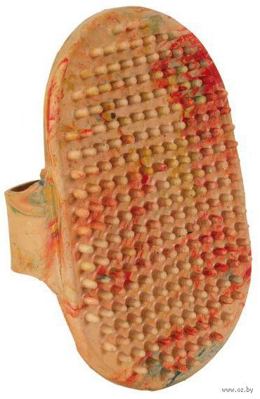 Массажная щетка с петлей для руки (9x13 см)