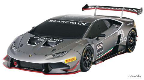 "Автомобиль на радиоуправлении ""Lamborghini Huracan LP 620-2 Super Trofeo"" (масштаб: 1/24) — фото, картинка"