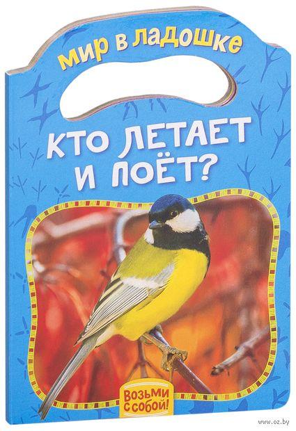 Кто летает и поет? — фото, картинка