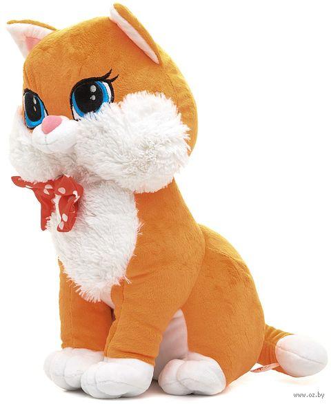 """Мягкая игрушка """"Кошка Люси"""" (42 см; рыжая) — фото, картинка"""