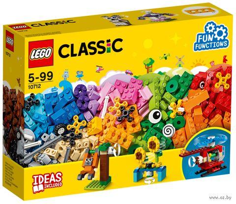 "LEGO Classic ""Кубики и механизмы"" — фото, картинка"