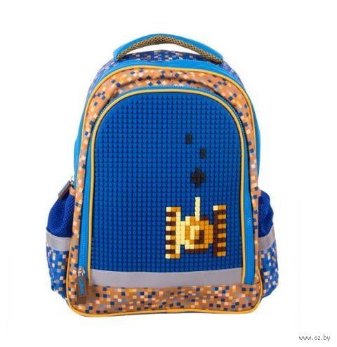 Рюкзак (синий; арт. MC-3191-1) — фото, картинка