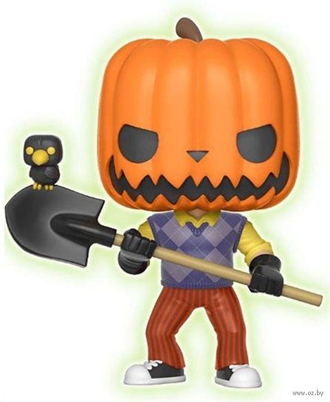 """Фигурка """"Hello Neighbor. Pumpkin Head"""" — фото, картинка"""
