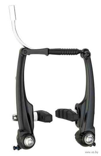 """Тормоз велосипедный V-Brake """"YX-C215B"""" (чёрный; 70 мм) — фото, картинка"""