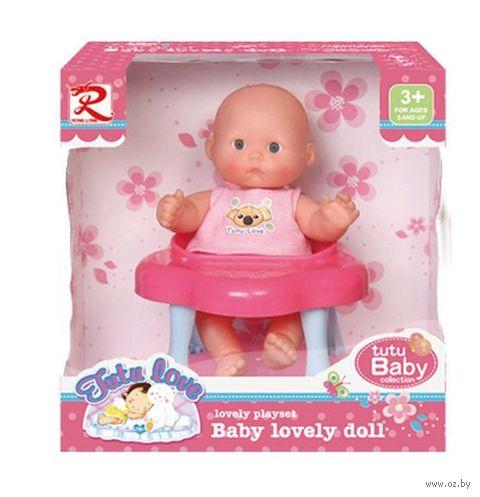 "Пупс ""Tutu baby"" (арт. 9106A/F) — фото, картинка"