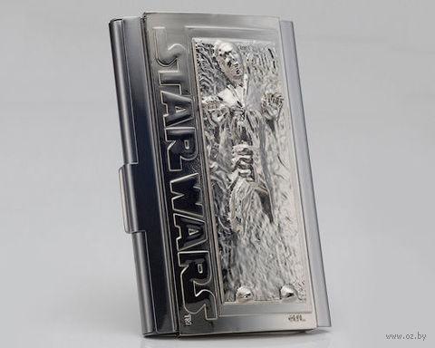 Звездные войны - Хан Соло в карбоните, визитница