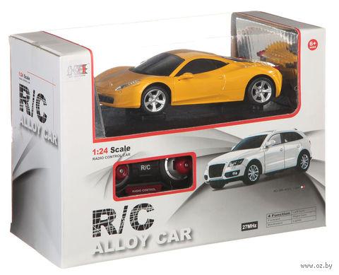 """Автомобиль на радиоуправлении """"Alloy car"""""""