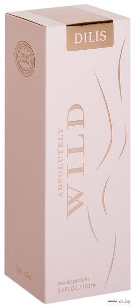 "Парфюмерная вода для женщин ""Absolutely Wild"" (100 мл) — фото, картинка"