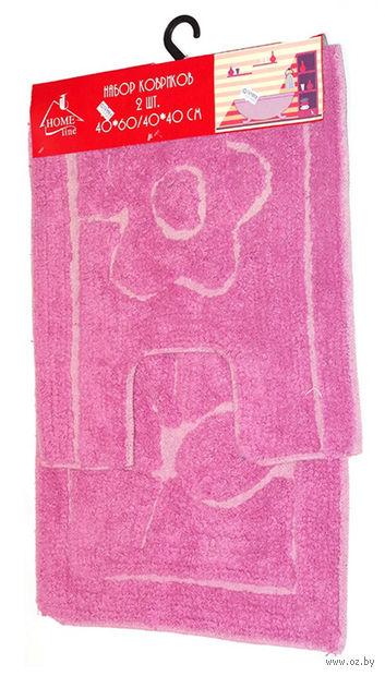 Набор ковриков текстильных (2 шт.; арт. S-0050)