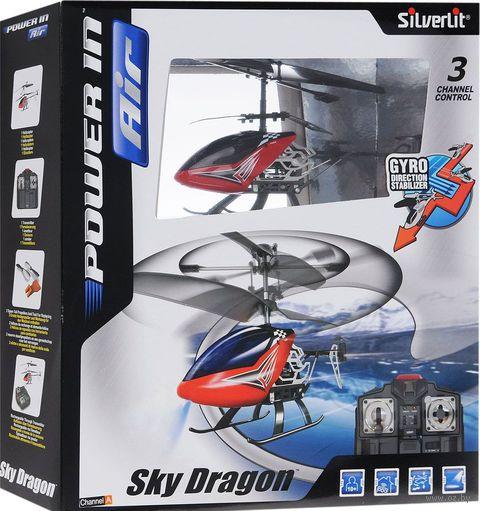 """Вертолет на радиоуправлении """"Sky Dragon"""" — фото, картинка"""