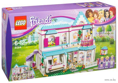 "LEGO Friends ""Дом Стефани"" — фото, картинка"