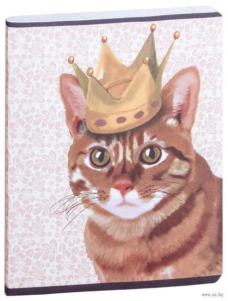 """Тетрадь полуобщая в клетку """"Royalty"""" (48 листов; в ассортименте) — фото, картинка"""