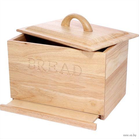 Хлебница деревянная (283х335х239 мм; арт. 9/673) — фото, картинка