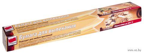 Бумага для выпекания (380 мм х 8 м) — фото, картинка