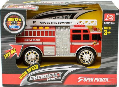 "Пожарная машина ""Emergency"" (арт. LD2016B) — фото, картинка"