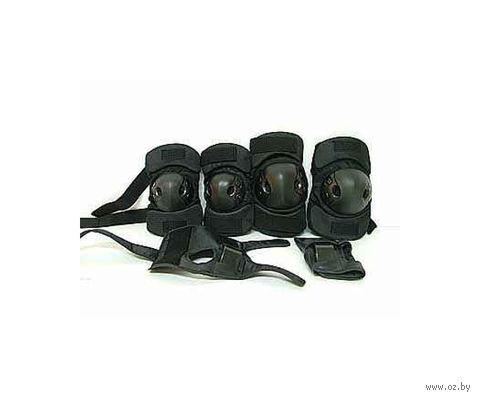 Комплект защиты для коленей, локтей и кистей рук