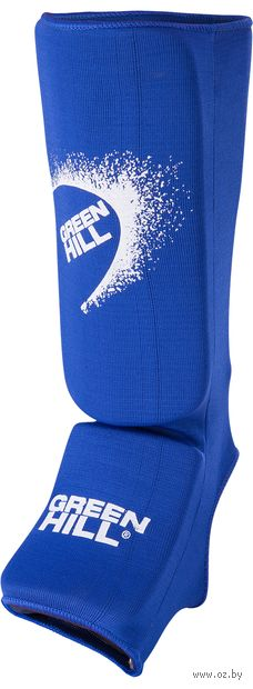 Защита голень-стопа SIC-6131 (S; синяя) — фото, картинка