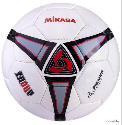 Мяч футбольный Mikasa TROOP5-BK №5 — фото, картинка
