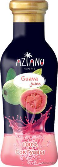 """Сок """"Aziano. Гуава"""" (265 мл) — фото, картинка"""