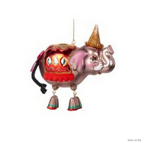"Ёлочная игрушка ""Слон"" — фото, картинка"