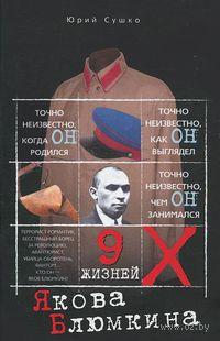 Девять жизней Якова Блюмкина. Юрий Сушко