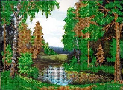 """Вышивка бисером """"Сказочный лес"""" (арт. К-256)"""