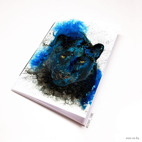 """Блокнот """"Пантера"""" (А5; арт. 660) — фото, картинка"""