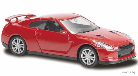 "Модель машины ""Nissan GT"" (масштаб: 1/64)"