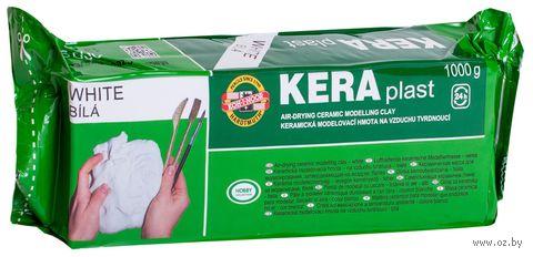 """Масса керамическая """"KERAplast"""" (белый; 1000 г) — фото, картинка"""