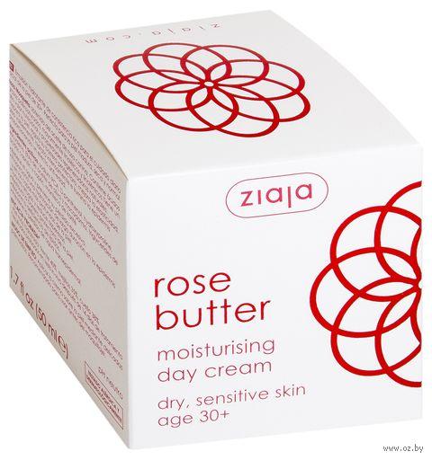 """Дневной крем для лица """"Rose Butter"""" (50 мл) — фото, картинка"""