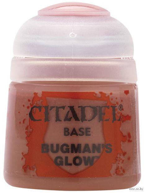 """Краска акриловая """"Citadel Base"""" (bugman's glow; 12 мл) — фото, картинка"""