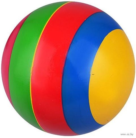 """Мяч """"Ассорти"""" (10 см) — фото, картинка"""