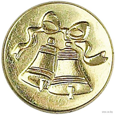 """Сменная насадка для восковой печати """"Колокольчики"""" (16 мм, арт. MSH727BEL)"""
