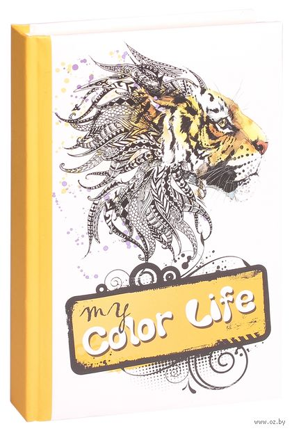 "Блокнот ""My color life"" (А6) — фото, картинка"