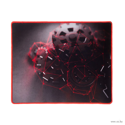 Коврик для мыши Oklick OK-F0350 (рисунок/грани) — фото, картинка