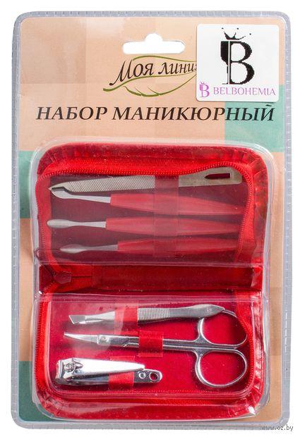 Набор для маникюра (7 предметов; арт. PA21291)