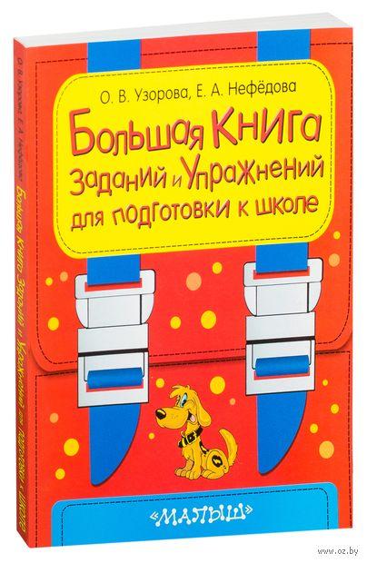 Большая книга заданий и упражнений для подготовки к школе — фото, картинка