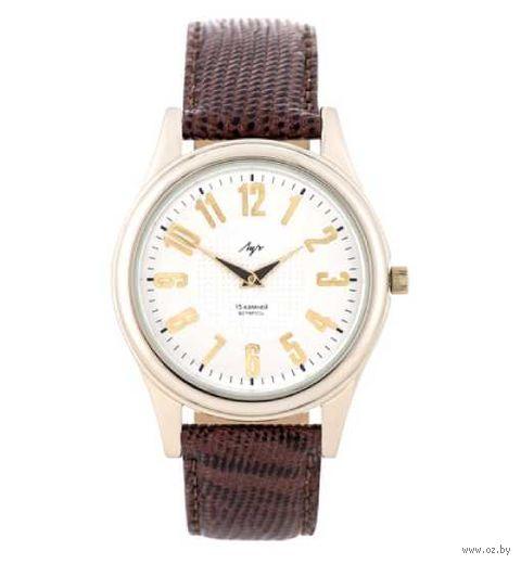 Часы наручные (коричневые; арт. 378777399) — фото, картинка